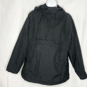L L Bean Pullover Hooded Insulated Jacket